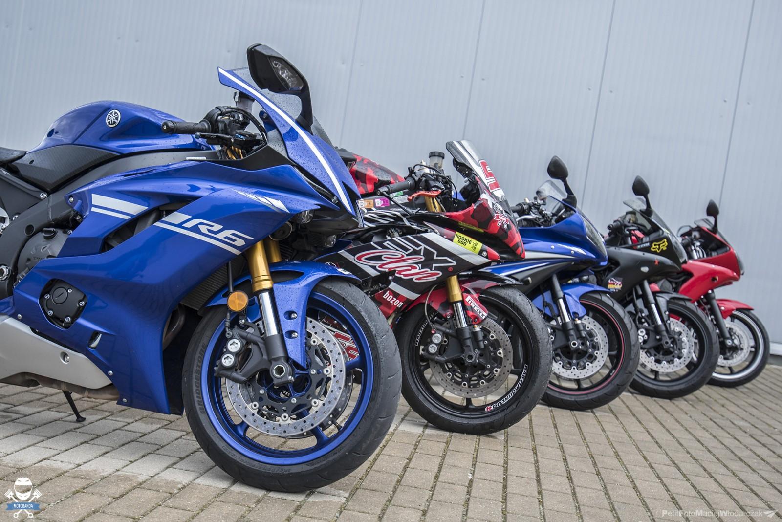 Hjc Fg 17 >> Honda CBR 600RR (2005 - 2006) vs Yamaha YZF-R6 600 (2017 - 2019)