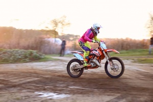 KTM 125 SX 2015 Test Crossa!