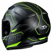 HJC CS-15 TRION BLACK/GREEN