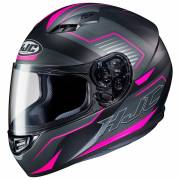 HJC CS-15 TRION BLACK/PINK