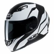 HJC CS-15 SEBKA BLACK/WHITE