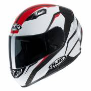 HJC CS-15 SEBKA BLACK/WHITE/RED