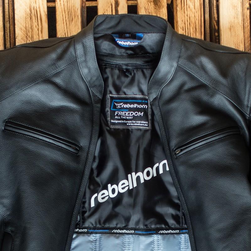 rebelhorn runner ii kurtka skórzana opinie