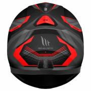 Kask MT Thunder 3 SV TURBINE C5 MATT RED