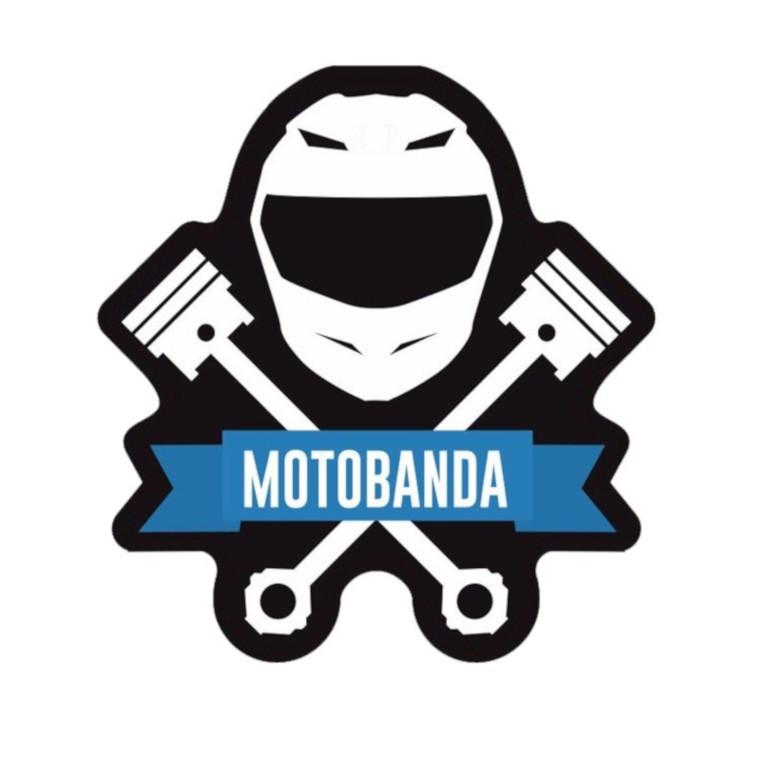 Znalezione obrazy dla zapytania motobanda logo