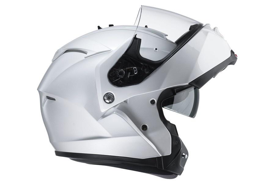 Kask szczękowy motocyklowy HJC