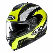 Kask HJC C70 LIANTO BLACK/YELLOW