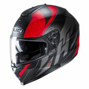 Kask HJC C70 BOLTAS BLACK/RED