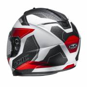 Kask HJC C70 CANEX WHITE/BLACK/RED