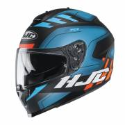 Kask HJC C70 KORO BLUE/BLACK/ORANGE