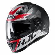 Kask HJC i70 RIAS BLACK/RED
