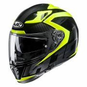 Kask HJC i70 ASTO BLACK/YELLOW