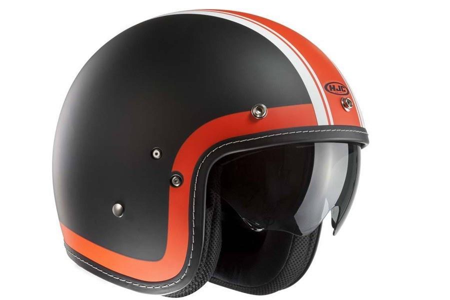 Otwarty kask motocyklowy