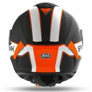 Kask Airoh Spark FLOW ORANGE GLOSS
