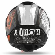 Kask Airoh Spark ROCK&ROLL BLACK