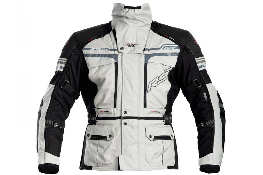 Tekstylna kurtka motocyklowa turystyczna
