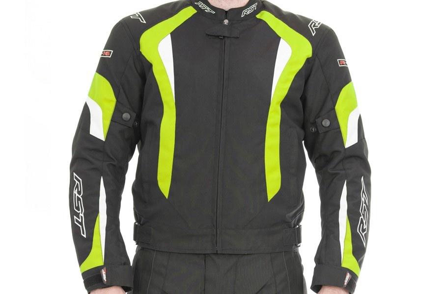 Motocyklowa kurtka tekstylna