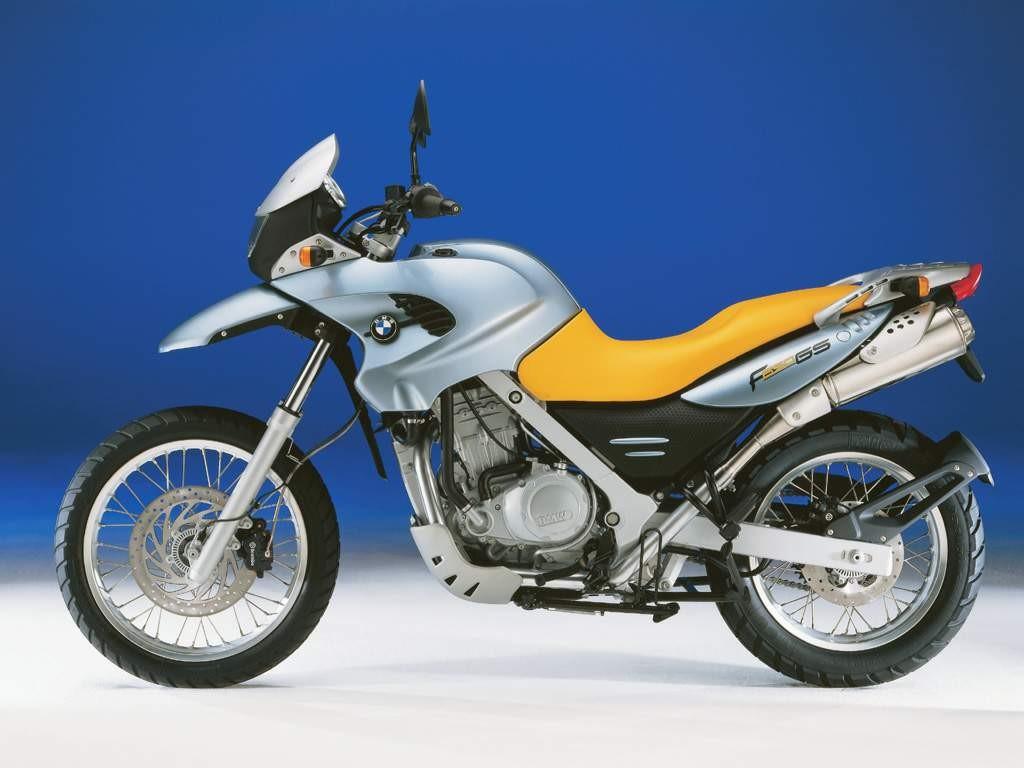 Bmw F 650gs 2000 2007