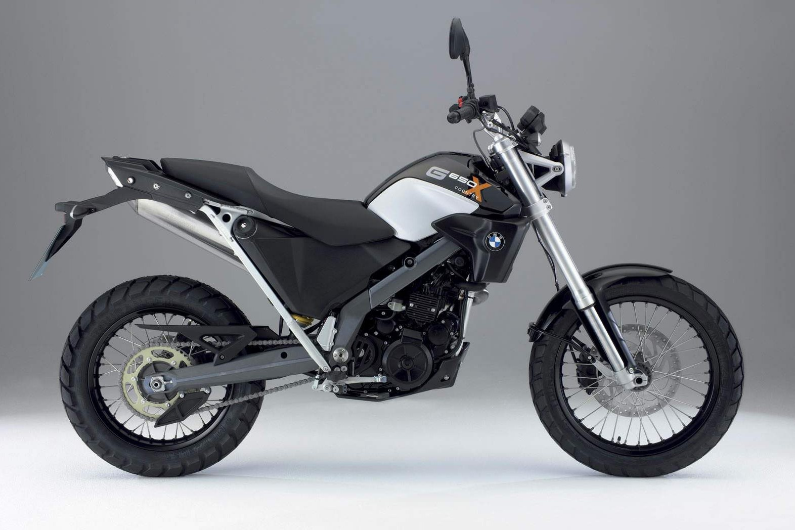 BMW G 650 X Country 2007 2012