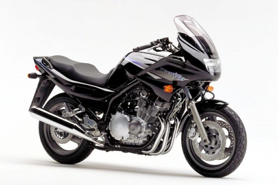 Yamaha XJ 900 Diversion