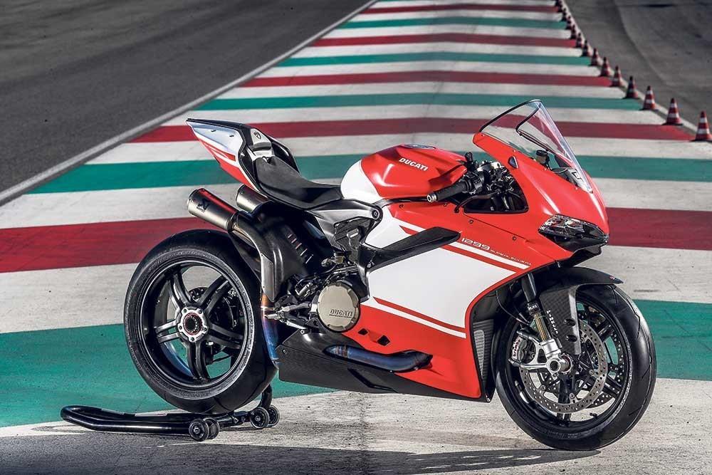Ducati Superleggera Price