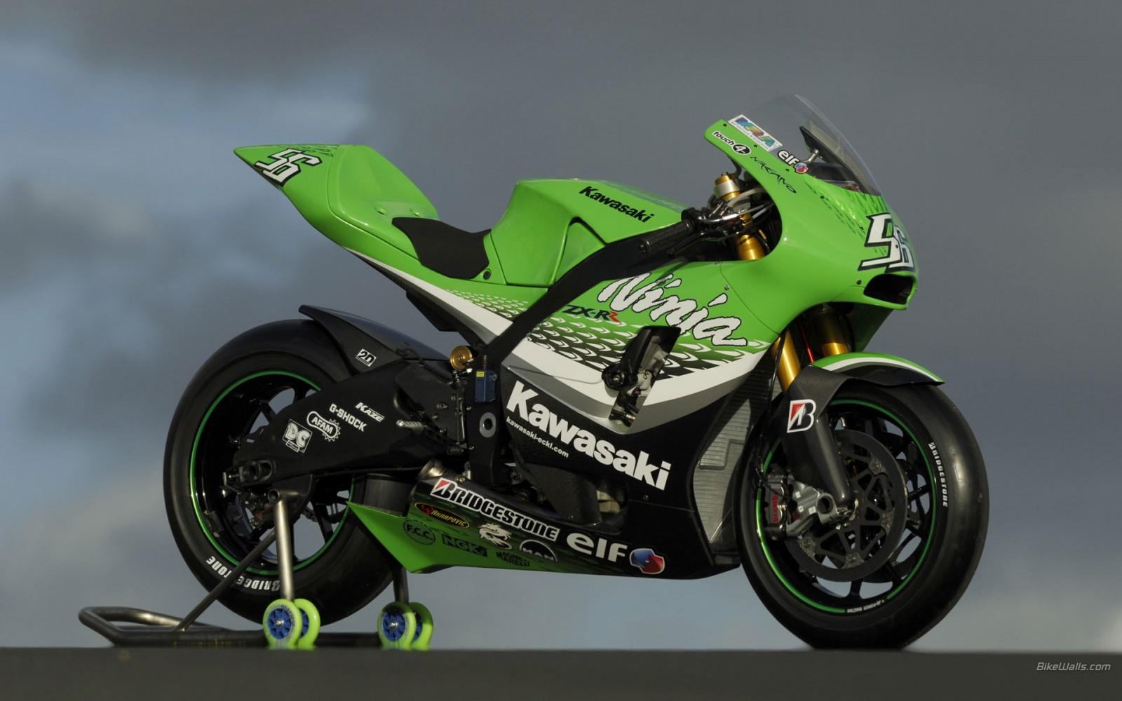 Kawasaki Ninja Rr Dane Techniczne